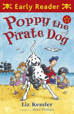 Poppy the Pirate Dog (Early Reader) by Liz Kessler