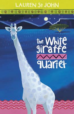 White Giraffe Box Set by Lauren St.John