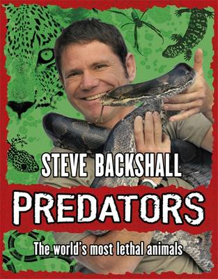 Predators by Steve Backshall