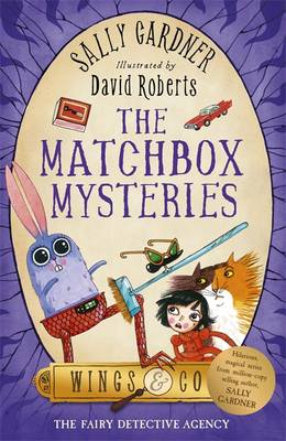 The Matchbox Mysteries by Sally Gardner