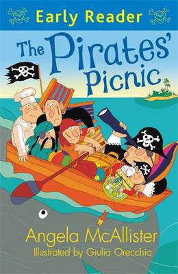 The Pirates' Picnic by Angela Mcallister