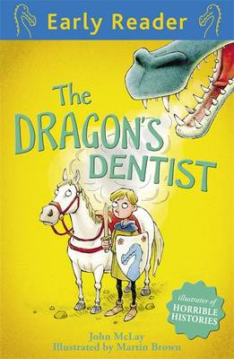Cover for The Dragon's Dentist by John McLay