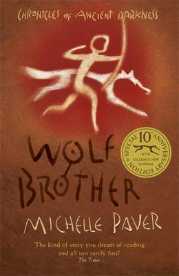 Cover for Wolf Brother by Michelle Paver