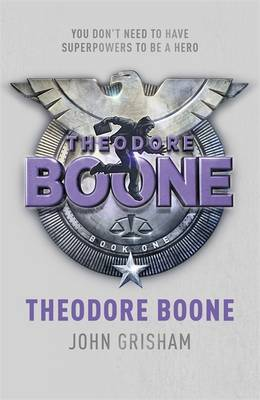 Cover for Theodore Boone by John Grisham
