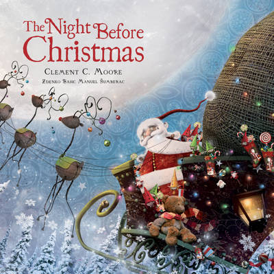The Night Before Christmas by Zdenko Basic