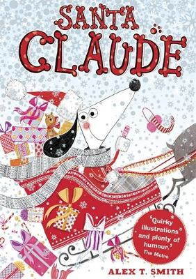 Cover for Santa Claude by Alex T. Smith