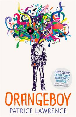 Cover for Orangeboy by Patrice Lawrence