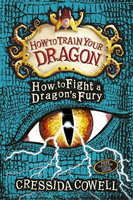 Cover for How to Fight a Dragon's Fury by Cressida Cowell