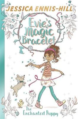 The Enchanted Puppy by Jessica Ennis-Hill & Elen Caldecott