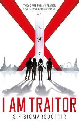 I am Traitor by Sif Sigmarsdottir