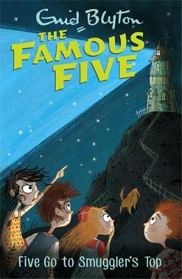Cover for Five Go to Smuggler's Top by Enid Blyton