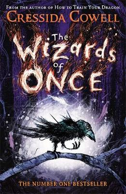 Cover for The Wizards of Once by Cressida Cowell
