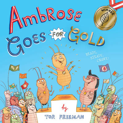 Ambrose Goes For Gold by Tor Freeman