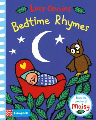 Bedtime Rhymes by Lucy Cousins