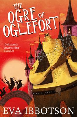 Cover for The Ogre of Oglefort by Eva Ibbotson
