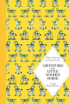 Cover for Adventures of the Little Wooden Horse: Macmillan Classics Edition by Ursula Moray Williams