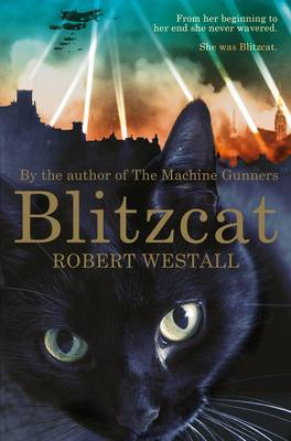 Cover for Blitzcat by Robert Westall