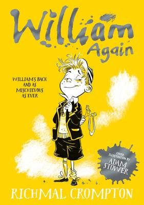 Cover for William Again by Richmal Crompton