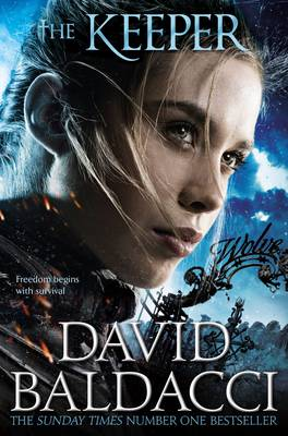 Cover for The Keeper by David Baldacci