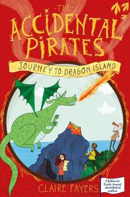 Cover for Journey to Dragon Island by Claire Fayers