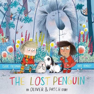 Cover for The Lost Penguin by Claire Freedman