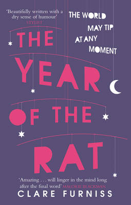 Cover for The Year of the Rat by Clare Furniss