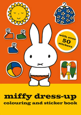 Miffy Dress-up Colouring and Sticker Book by