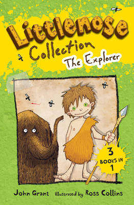 Littlenose Collection: The Explorer by John Grant