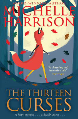 Cover for The Thirteen Curses by Michelle Harrison