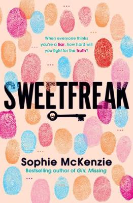Cover for SweetFreak by Sophie Mckenzie