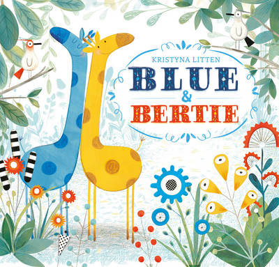 Blue and Bertie by Kristyna Litten