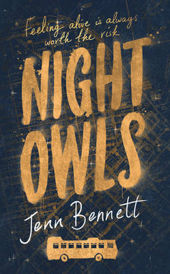 Cover for Night Owls by Jenn Bennett