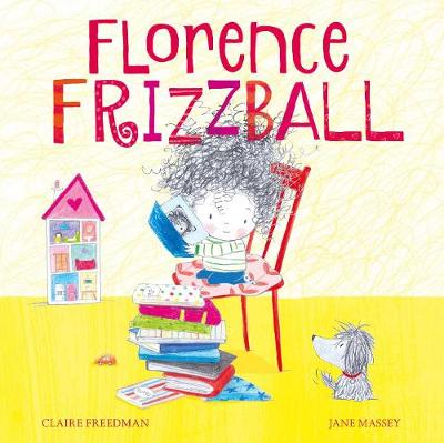 Cover for Florence Frizzball by Claire Freedman