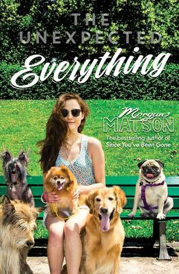 Cover for The Unexpected Everything by Morgan Matson