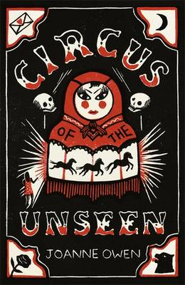 Cover for Circus of the Unseen by Joanne Owen