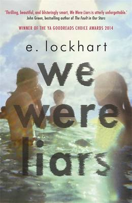 Cover for We Were Liars by E. Lockhart