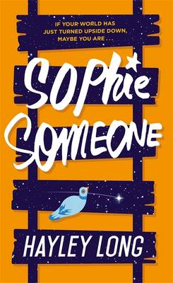 Cover for Sophie Someone by Hayley Long