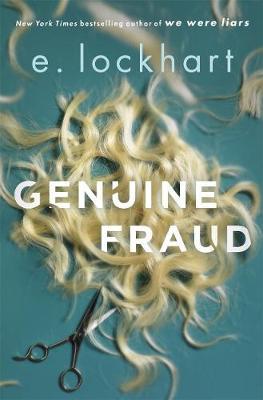 Genuine Fraud by E. Lockhart
