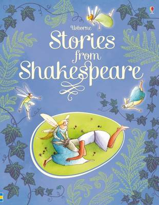 Cover for Stories from Shakespeare by Anna Claybourne