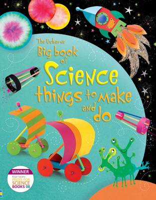 Cover for Big Book of Science Things to Make and Do by Leonie Pratt