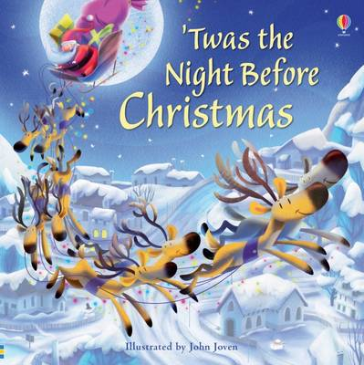 Twas the Night Before Christmas by Clement C. Moore