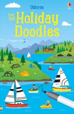 Holiday Doodles by Fiona Watt