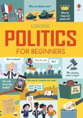 Politics for Beginners by Kellan Stover