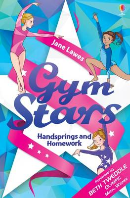 Handsprings and Homework by Jane Lawes