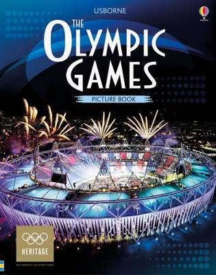 Cover for Olympic Games Picture Book by Susan Meredith