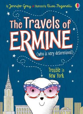 Cover for Trouble In New York by Jennifer Gray