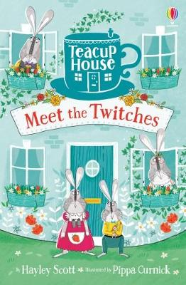 Cover for Meet the Twitches by Hayley Scott