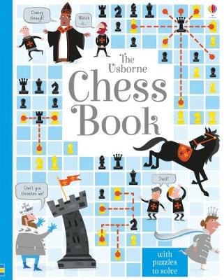 Cover for The Chess Book by Lucy Bowman