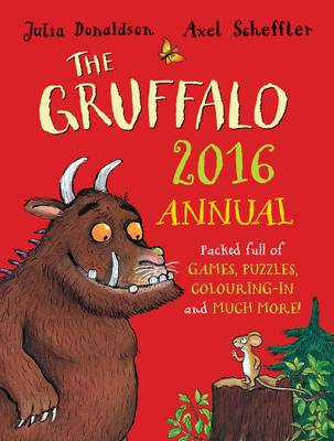The Gruffalo Annual by Julia Donaldson