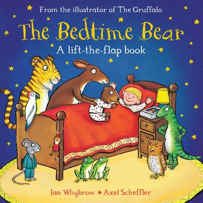 Cover for The Bedtime Bear by Ian Whybrow